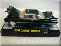 Kensington Green 1959 Cadillac Series 62