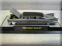 Mini-Motors M2 1959 Cadillac Series 62 Gray Exclusive