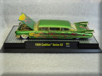 1959 Stretch Caddy Chase