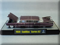 1959 Cadillac Series 62 Stretch Rod - Wood Rose