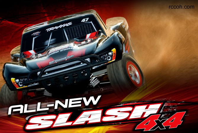 Rc+traxxas+slash+4x4