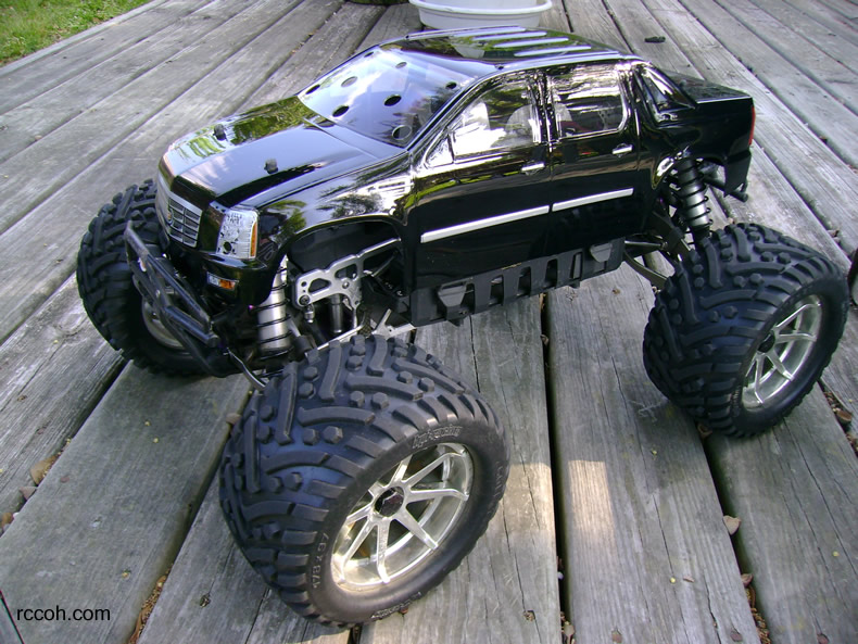 RC Paint - Proline Cadillac Escalade EXT | RCCOH