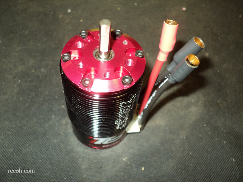 Replaced Brushless Rotor