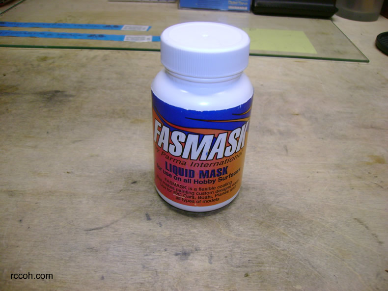 Parma Fasmask Liquid Mask