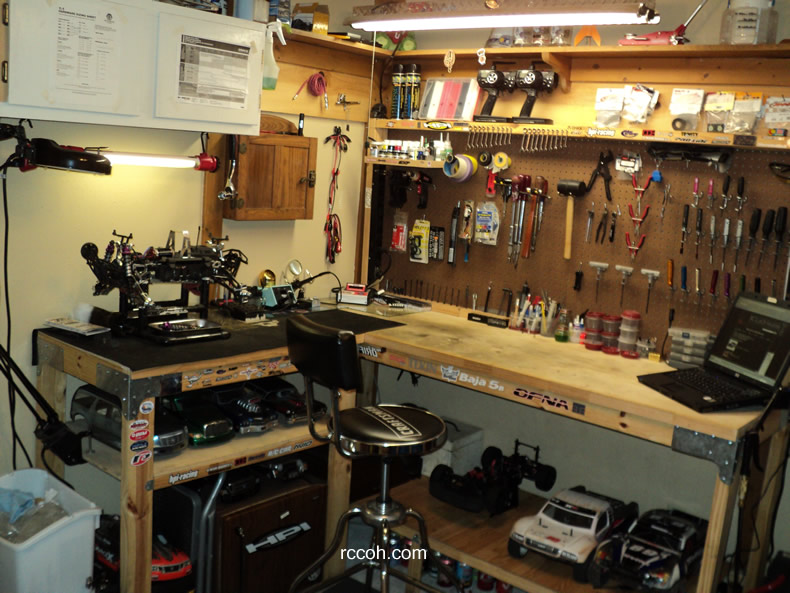 RC Tools And Tips Wrenching Room Club Of Houston