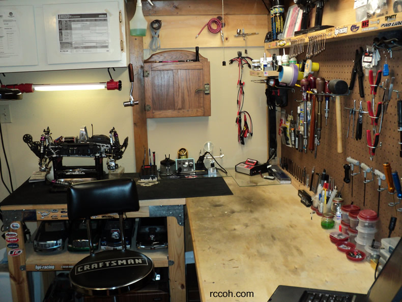 Rc Tools And Tips Rc Wrenching Room Rc Club Of Houston