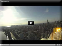 NYC Aerial Fly-By